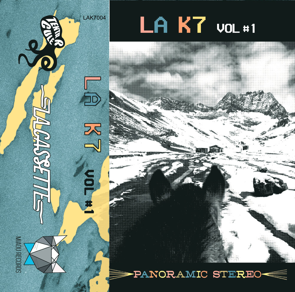 la K7 vol 1 la cassette kitchen studio.jpg