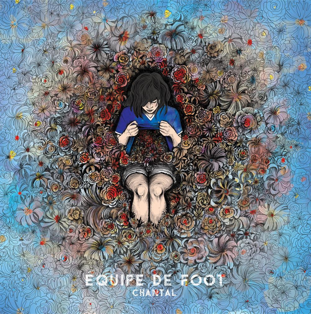 CHANTAL - Equipe de Foot CD / Vinyle / Numérique Disques du Fennec