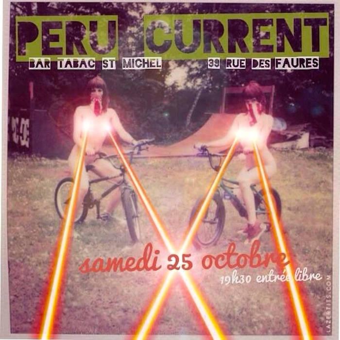PRACTICE TAPE - Peru Current  Album numérique