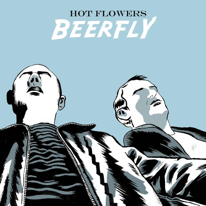 BERFLY - Hot Flowers  Album numérique