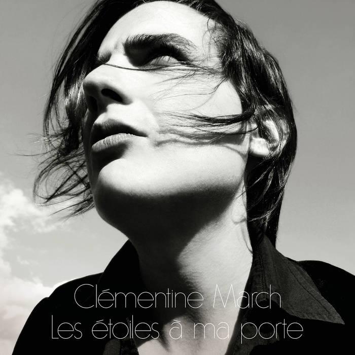 LES ETOILES A MA PORTE - Clémentine March  Album numérique