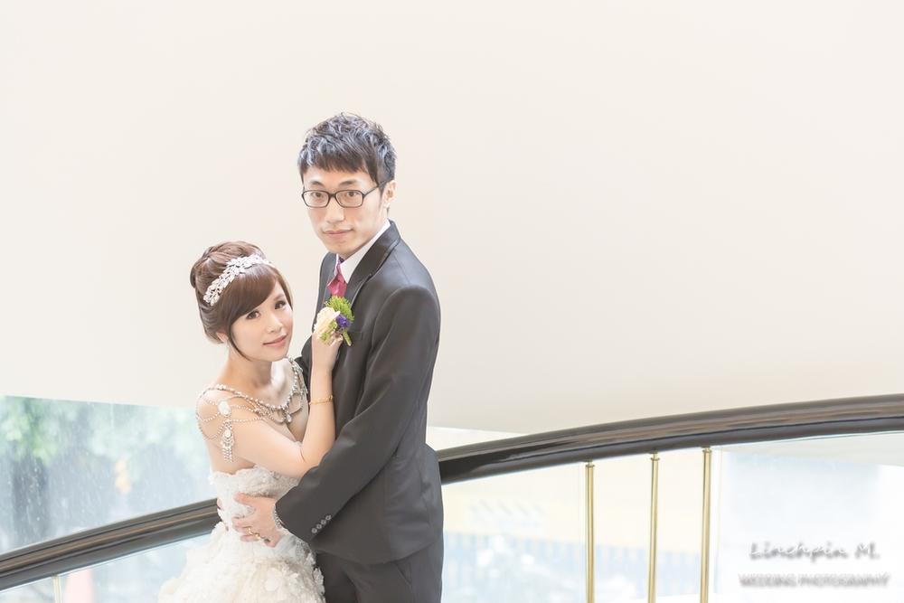 婚攝+婚禮攝影:台北晶華酒店 Leo & Claire