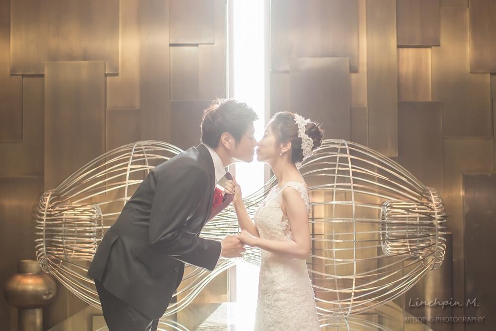婚攝+婚禮攝影:W HOTEL Wayne & Ivy