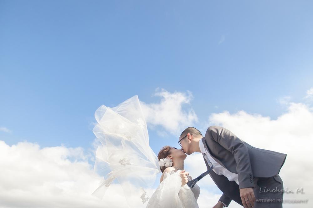 婚攝+婚禮攝影:台北遠東國際大飯店 Linus & Nicole