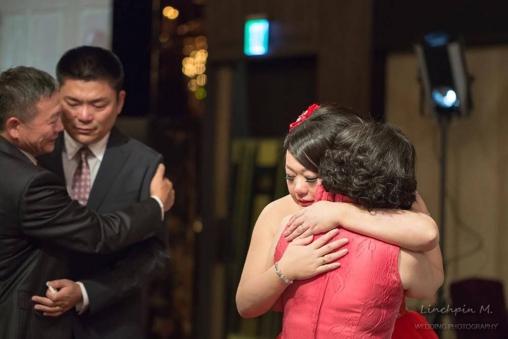 婚攝+婚禮攝影:台北君品酒店PALAIS de CHINE 建安 & 沛君