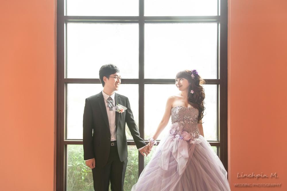 婚攝+婚禮攝影:台北和璞飯店 Weron & Ashley