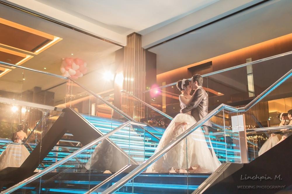 婚攝+婚禮攝影:新竹喜來登飯店 Arvin & Vicky