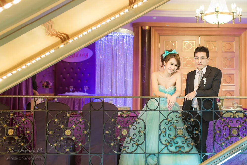 婚攝+婚禮攝影:高雄漢來飯店 Alex & Michelle