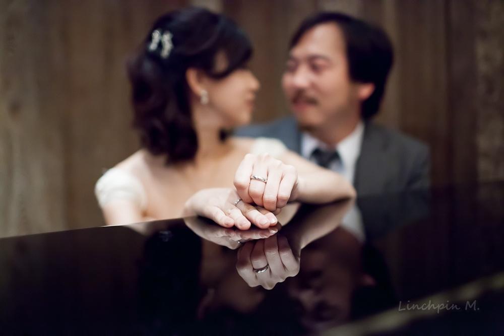 婚攝+婚禮攝影: 台北君品酒店 PALAIS de CHINE  阿里 & 劉中薇