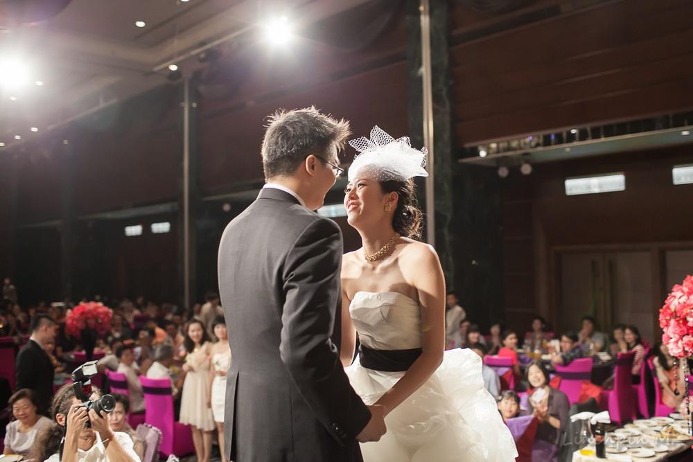婚攝+婚禮攝影:台北維多麗亞酒店 Gordon & Esther