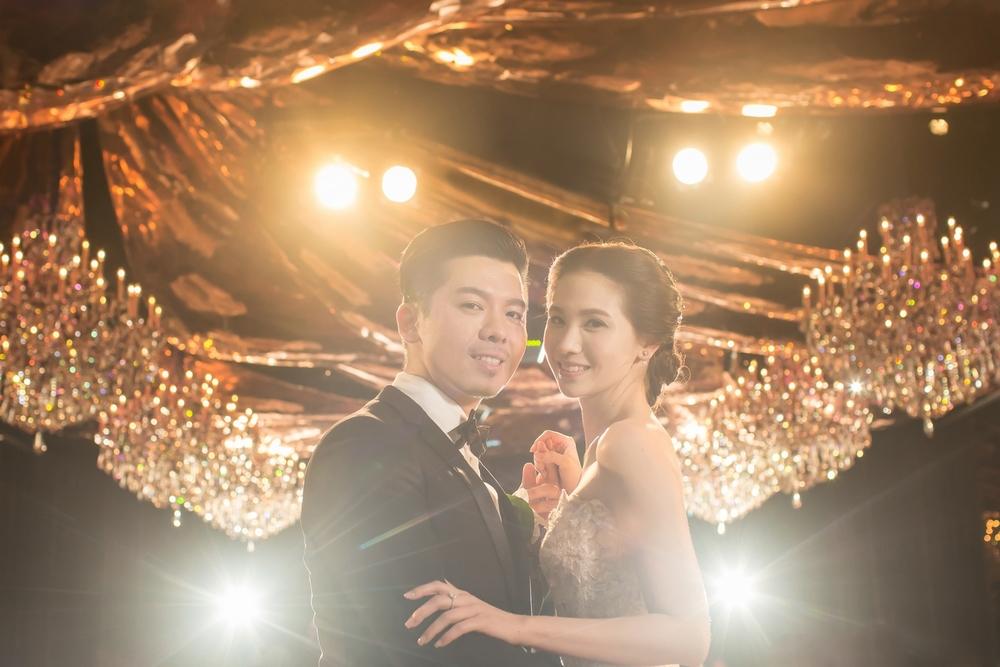 WEDDING: Raymond & Ariel