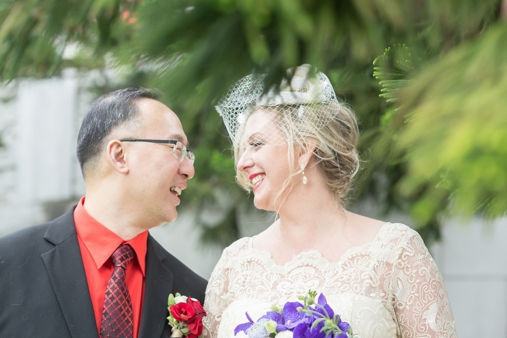 WEDDING: Ping & Rebecca