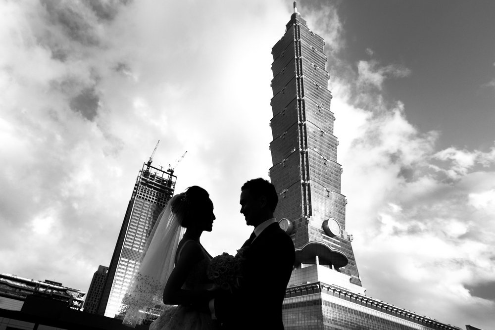 婚禮攝影: Tommy & Elva @ 台北君悅酒店 婚攝: 之玲 L. + Ray + Peter  Location: Grand Hyatt Taipei, Taipei, Taiwan Photographer: LINCHPIN M.