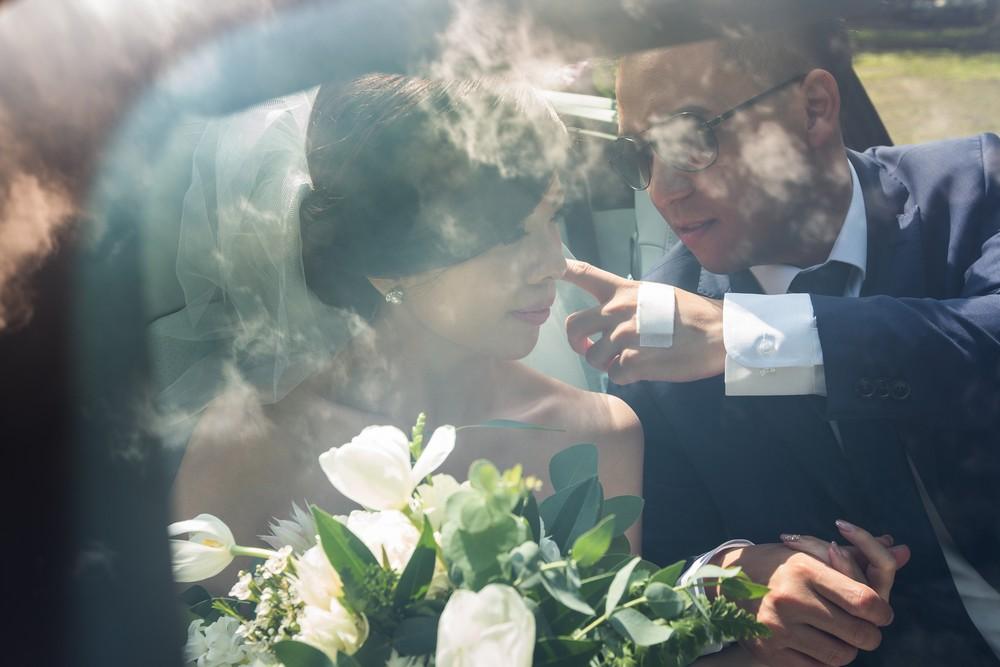 WEDDING: Willy & Mia