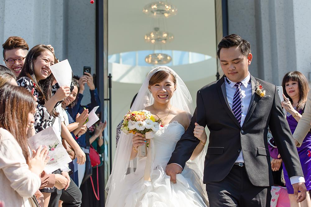 WEDDING:W. & Y.