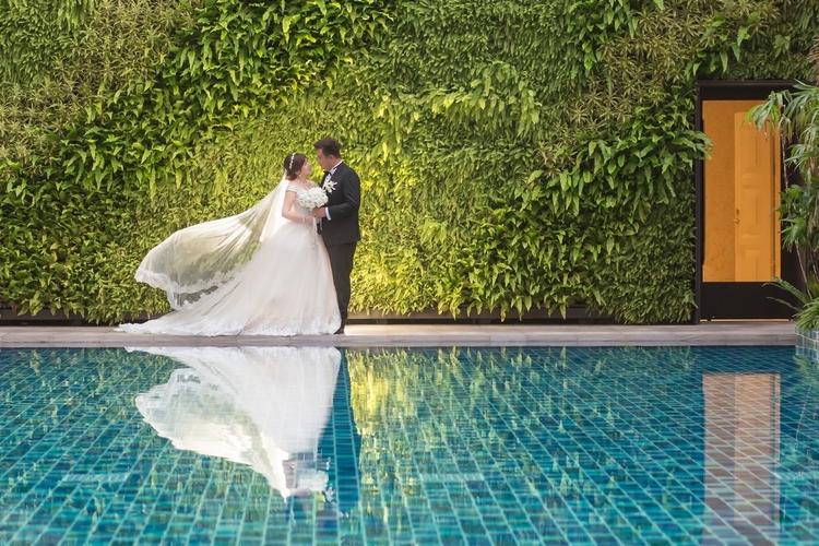 WEDDING: J & T