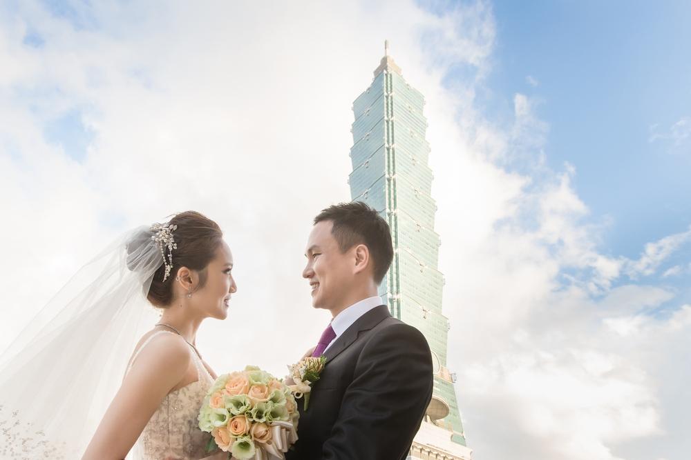 WEDDING: Tommy & Elva