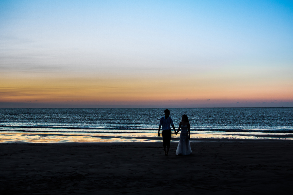 "Before Wedding: N & N Photographer: 之玲L., LINCHPIN M. Videography: KIWI影像基地  十年。  ""記得那時候他被丟到水中, 大一的時候"" 她說 ""於是大家就鼓譟鬧著說在一起這之類的嗎"" 我問  ""沒有, 大家就走光了, 剩我一個人在那, 我想說拉他一把好了"" (笑)  十年前, 剛在一起的時候, 他會幫她繫上安全帽的扣環 十年後, 他依舊會幫她繫上扣環  她很美麗, 個性很man (笑) 但只有他在身邊的時候, 她會有著平常沒有的眼神 那種柔和, 如同永遠 如同他在她身邊, 亦是永遠。"