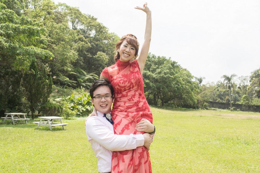 婚禮攝影: Yuyu & Yogi @ 桃園大溪蘿莎 平面婚攝: RaiKo.C + L.  Location: Rosa Garden,Taoyuan, Taiwan Photographer: LINCHPIN M.