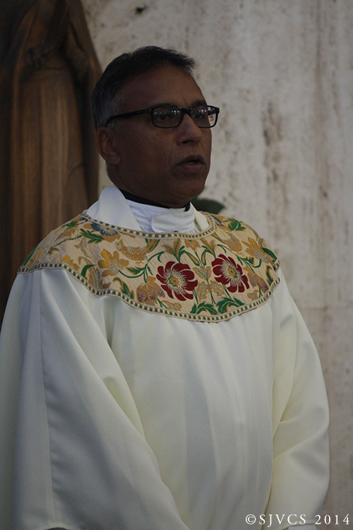Fr. Joseph Kottayil, House Spiritual Director