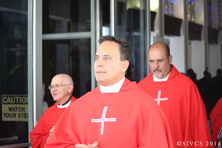 Fr. David Zirilli, Vocation Director for the Archdiocese of Miami