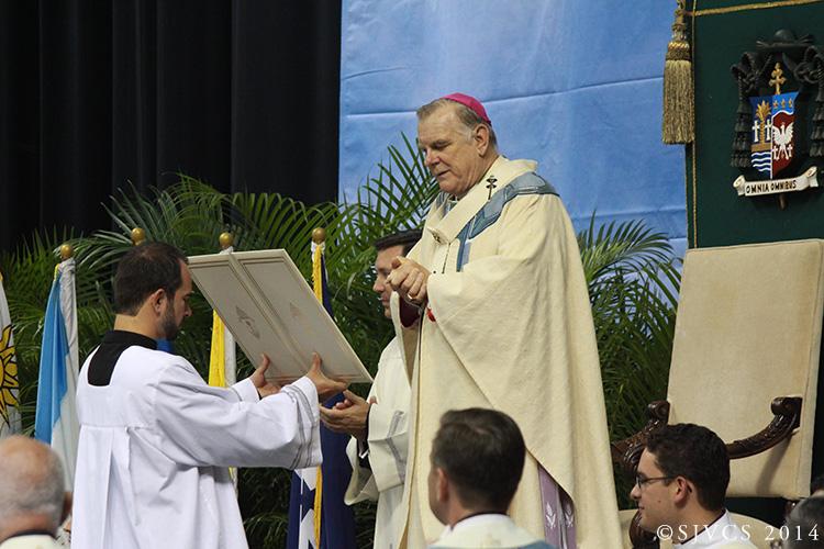 Archbishop Thomas Wenski, a St. John Vianney College Seminary graduate