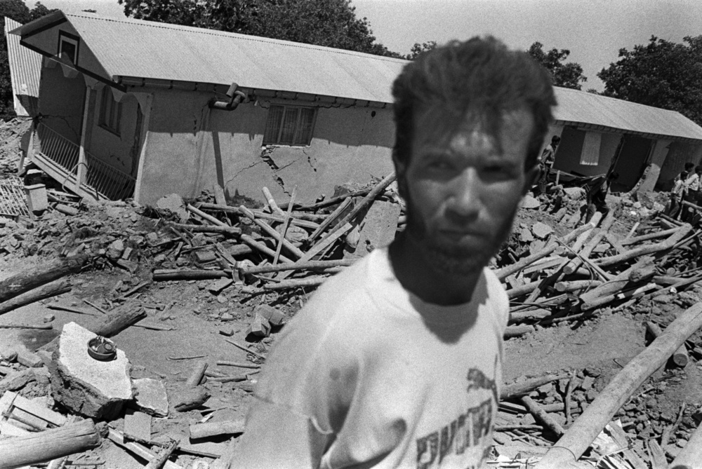 Ghazvin, Iran   - On June 23, 2002 a 6.0 magnitude earthquake struck the Qazvin Province of Iran 300 miles from the capital Tehran.