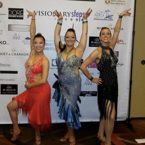 Boston Ballroom Competition!