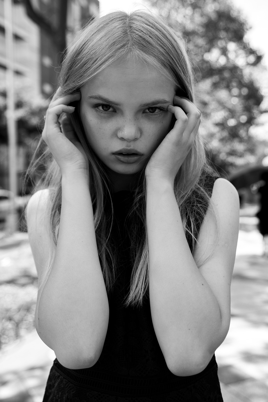 Nastya @ Wilhelmina