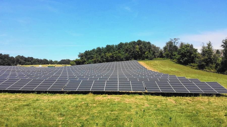 Solar energy coming to light at three Carroll sites