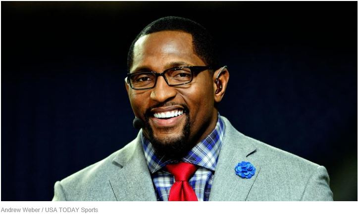 RAY LEWIS LAUNCHES CLEAN ENERGY NON-PROFIT