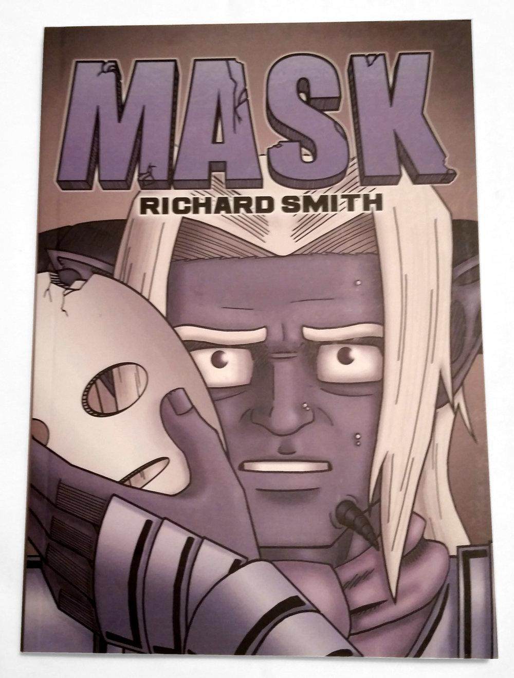 Mask Graphic Novel  $15 AUD