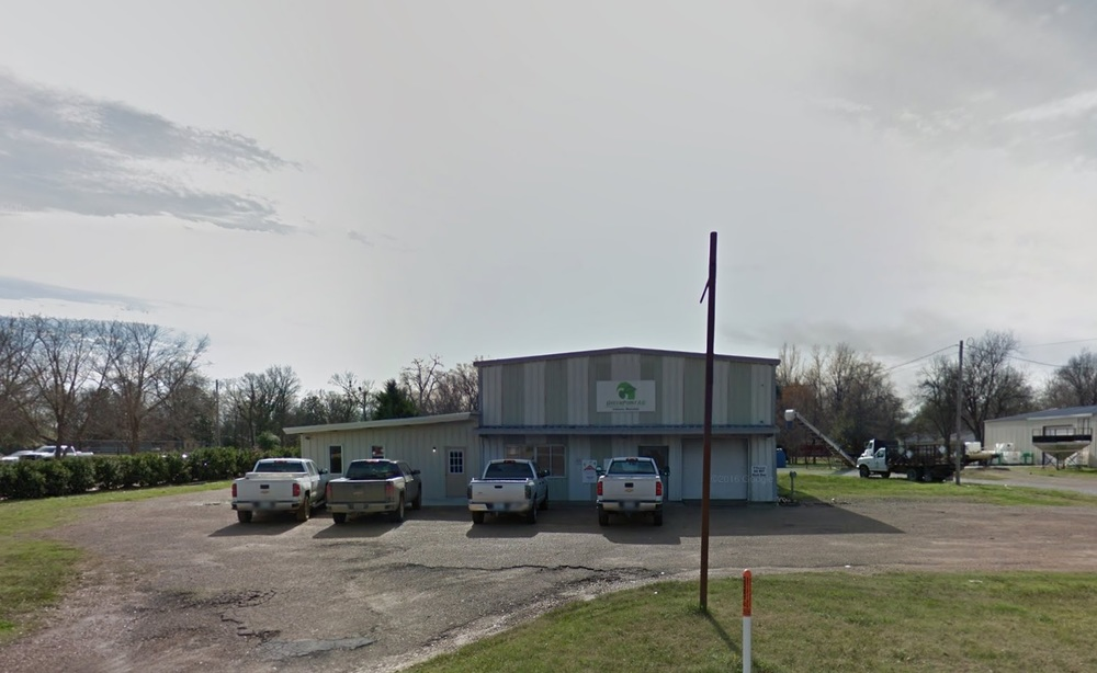 The location of the China King Buffet in Indianola, Mississippi.
