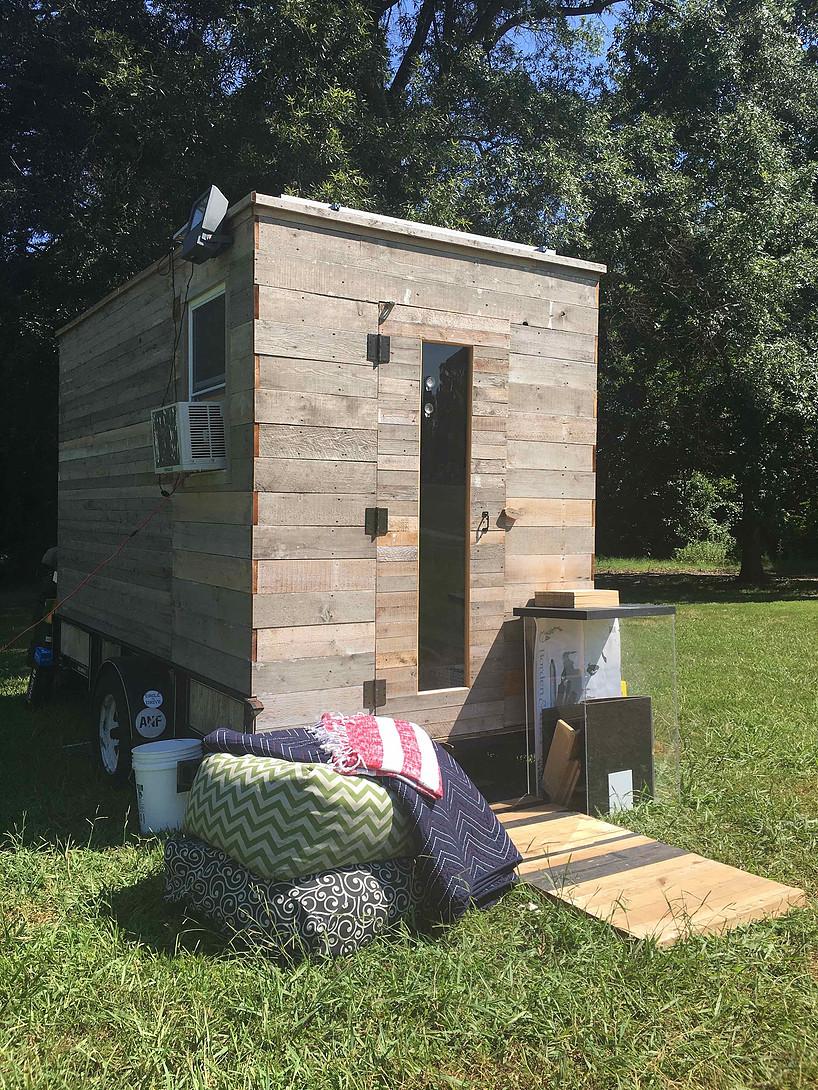 Studio South Zero (SSZ) in Alamance County, North Carolina.