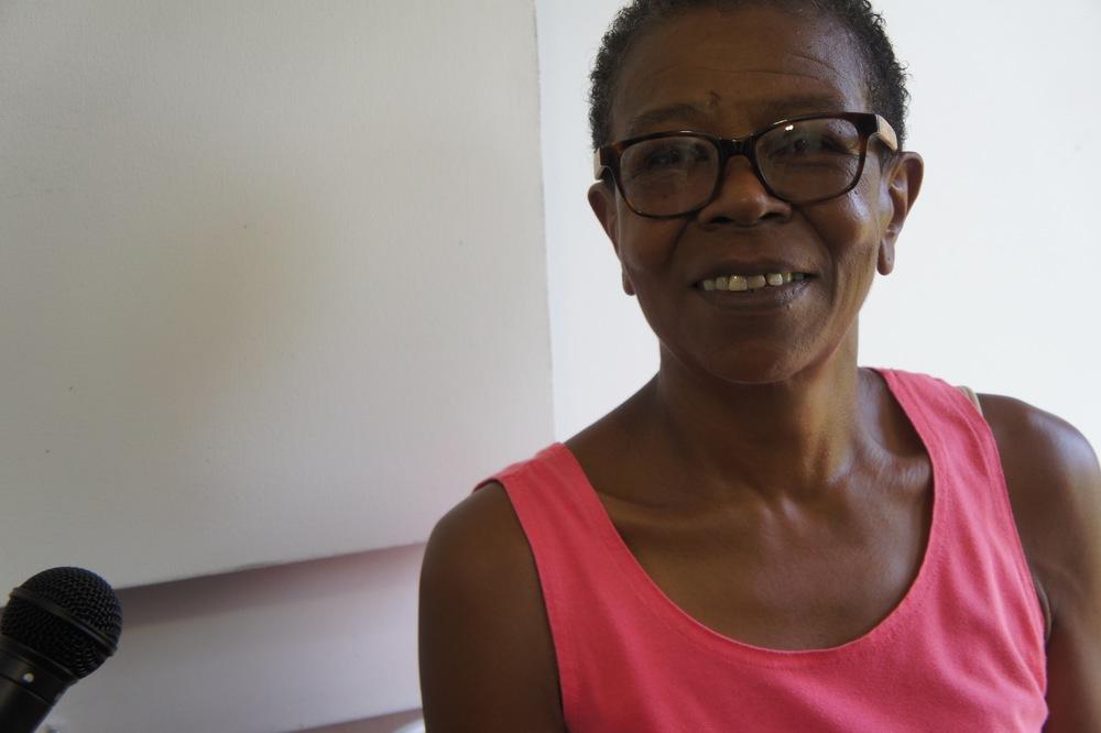 Eleanor Graves. Photo courtesy Torkwase Dyson.