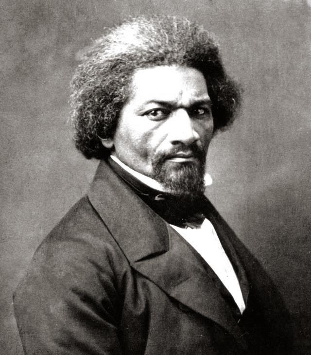 Frederick S. Douglass. Image courtesy the New York Historical Society.