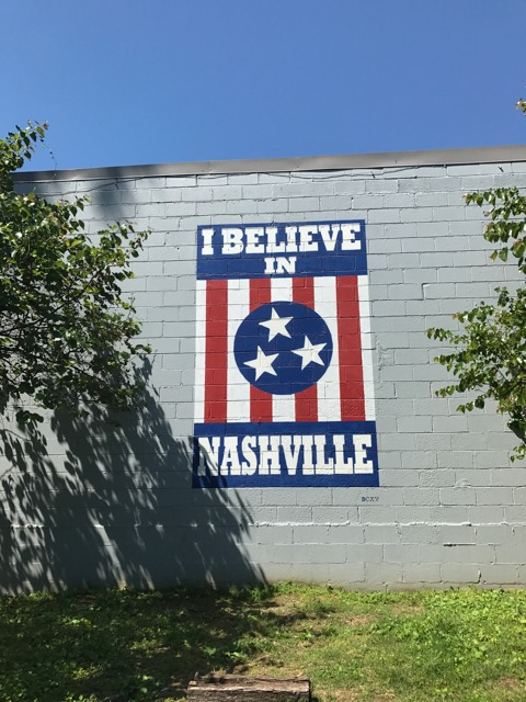 Nashville's mural is part of the city's efforts to unify communities, particularly around sports.