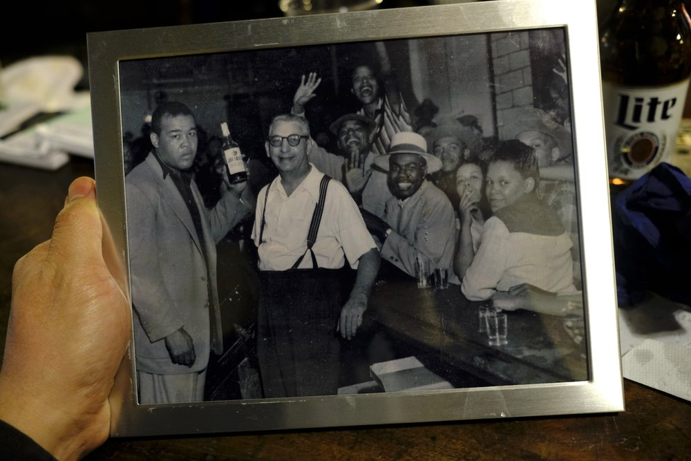 Shirley Mae's Café in Smoketown—8:15 p.m.