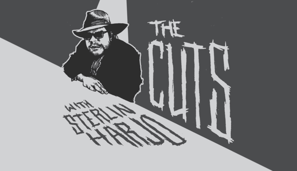 "Sterling Harjo has an awesome podcast called ""The Cuts"" - listen to it!"