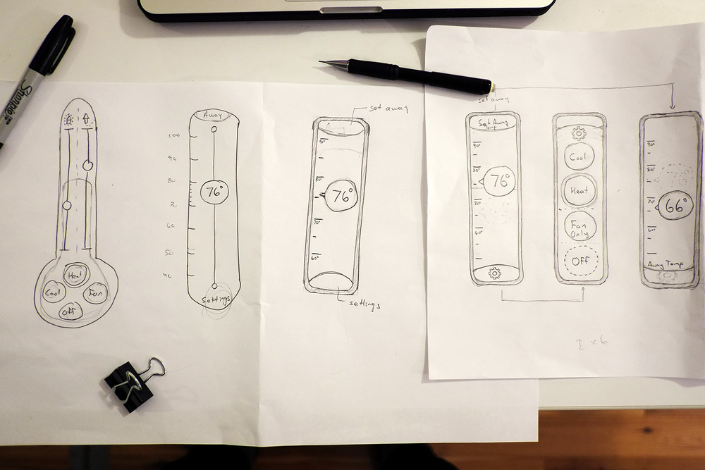 Thermostat - Prototyping 1