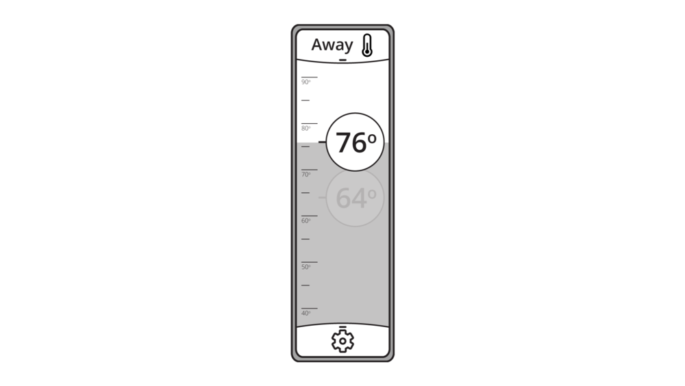 Thermostat - Cover