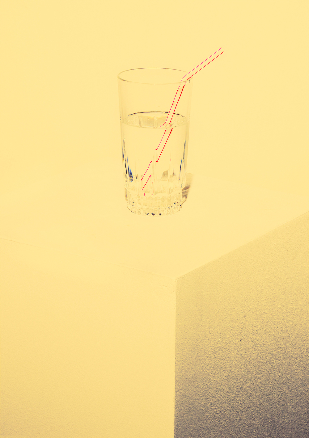 Liquid Diet and Straws by Daniel Hojnacki