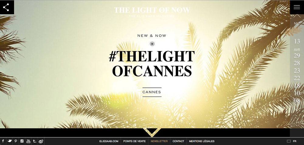 The Light Of Cannes