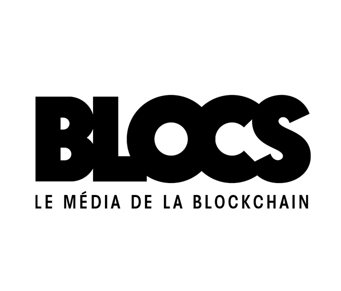 Blocs,  le média de la blockchain  Launch of the first french digital media dedicated to blockchain.