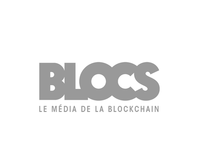 Launch of the first french digital media dedicated to blockchain .