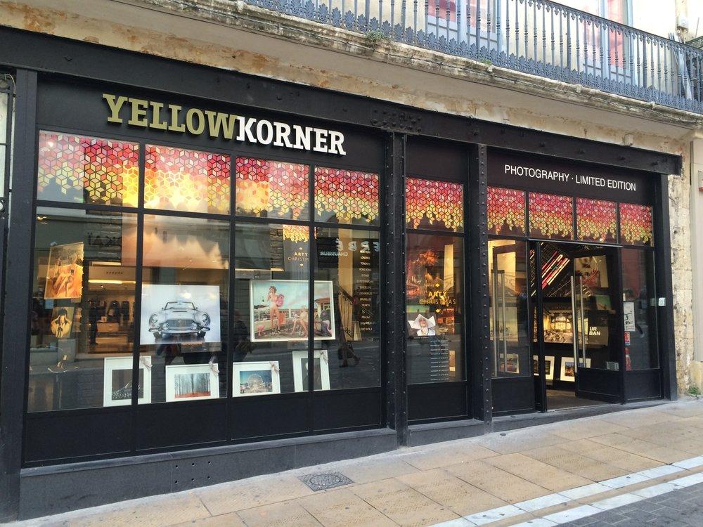 .yellow korner - RETAIL ACTIVATION