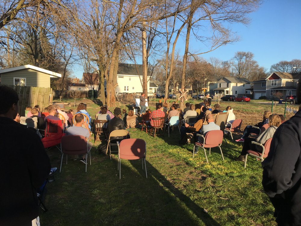 Grow Your First Garden, April 2018