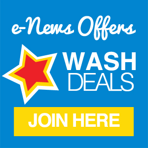 Join our e-News list and receive special offers and discount codes.