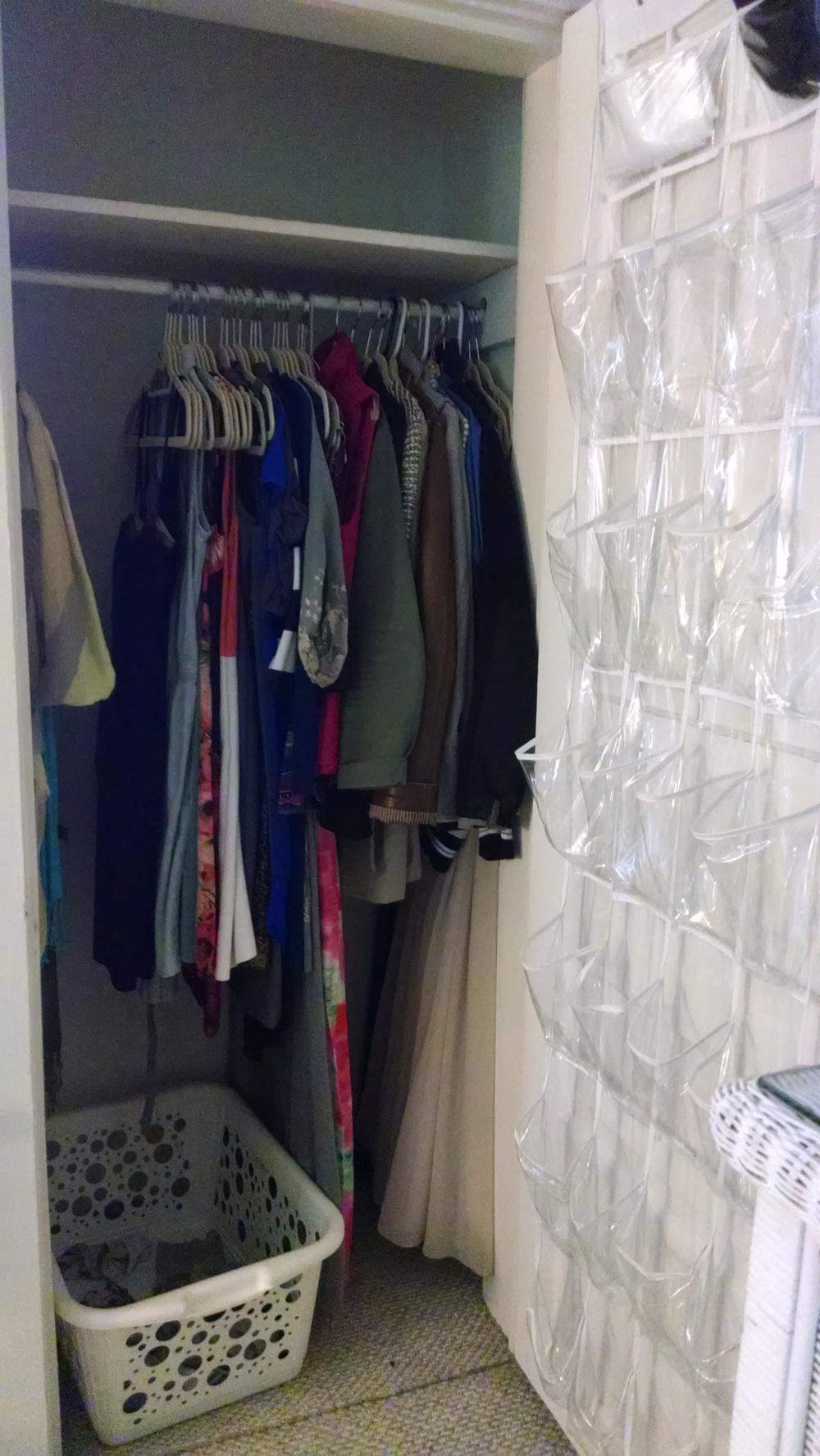 Closet Consultation | After | Side Closet