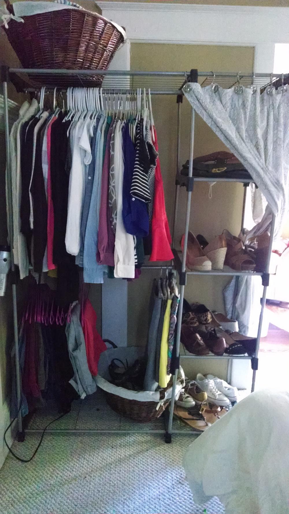 Closet Consultation | After | Main Closet